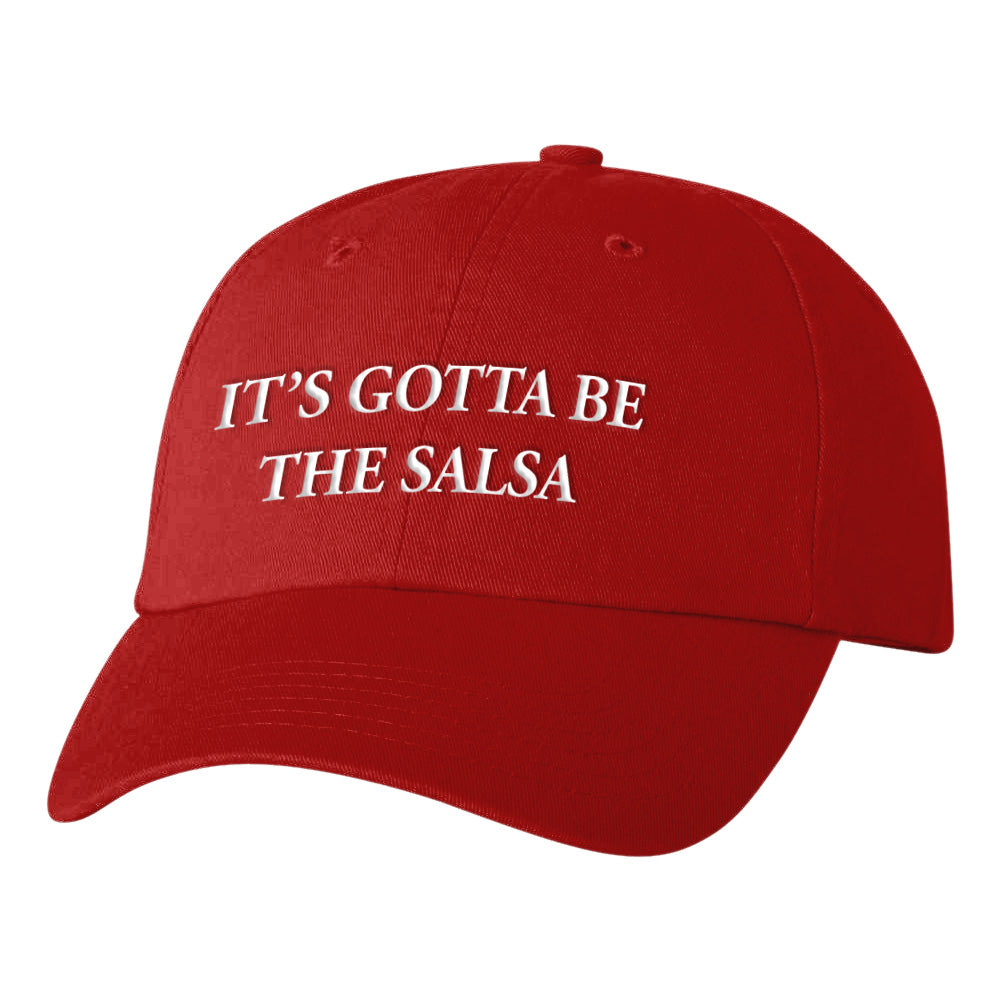It's Gotta be the Salsa Dad Hat