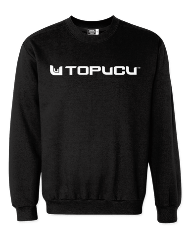 Topucu Black Sweatshirt
