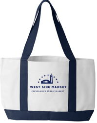 West Side Market Logo Tote Bag