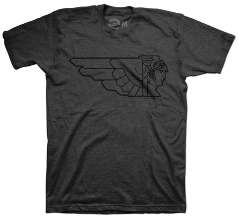 Ohio City Guardian T-shirt