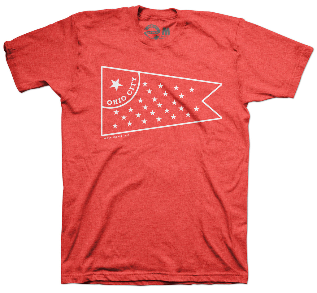 Ohio City Flag T-Shirt