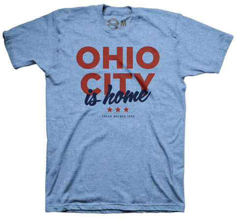 Ohio City Is Home T-shirt