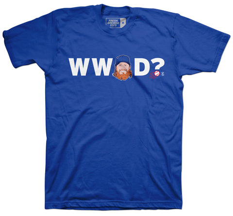 What Would Justin Turner Do? T-shirt
