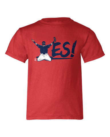 YES Carlos Santana Youth T-shirt