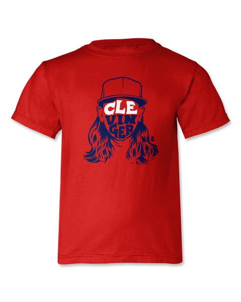 Mike Clevinger CLEvinger Youth T-shirt