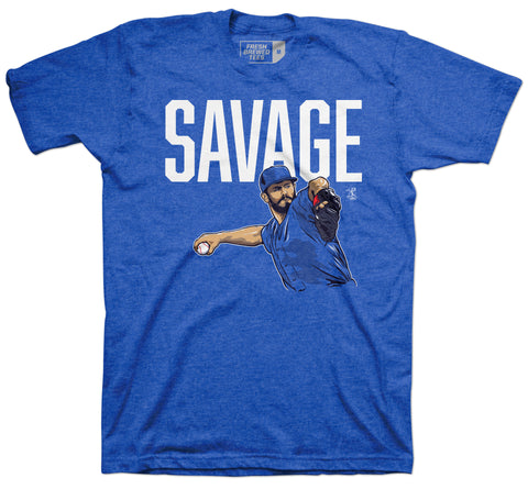Jake Arrieta Savage T-shirt