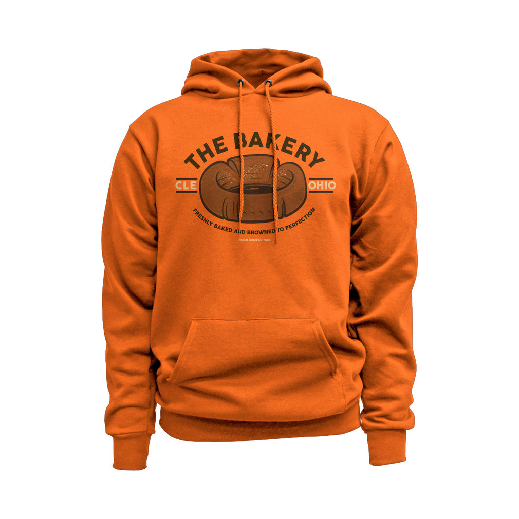 The Bakery Cleveland Football Hoodie