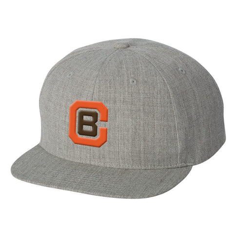 Cleveland Football CB Snap Back Hat