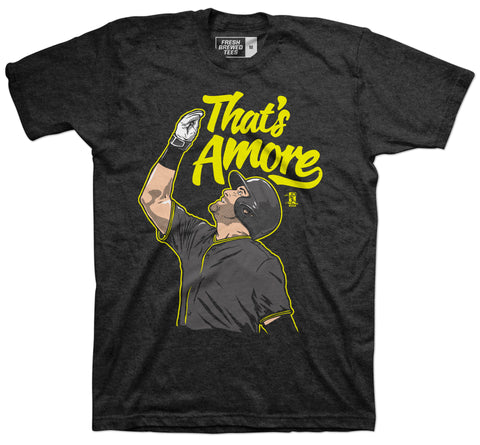 Francisco Cervelli That's Amore T-shirt