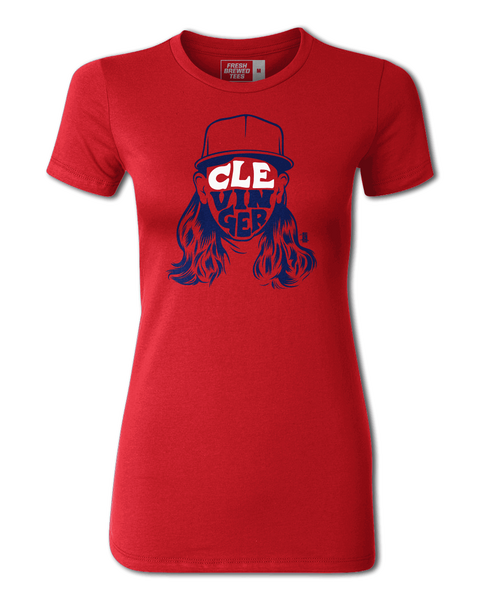 Mike Clevinger CLEvinger Ladies T-shirt