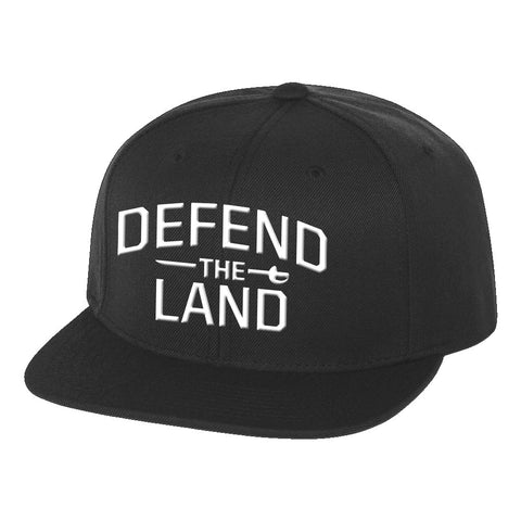 Defend the Land Cleveland Hat Black