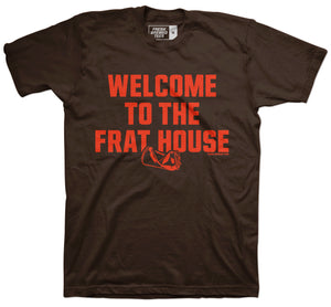 Cleveland Football Welcome to the Frat House.