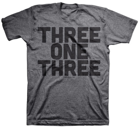 313 Detriot Area Code T-Shirt