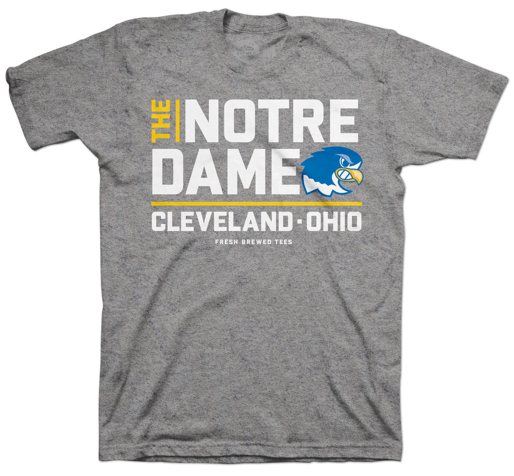THE Notre Dame College 2015 T-shirt