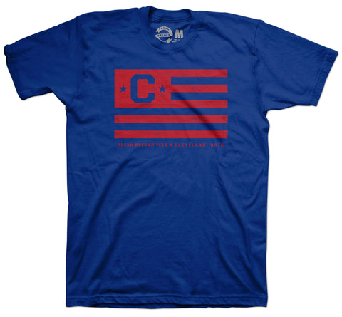 USA C-Flag T-shirt