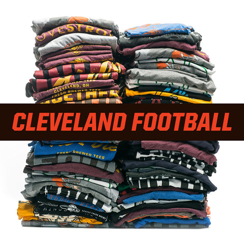Cleveland Mystery Pack Football