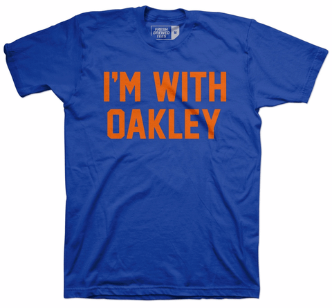 I'm With Oakley T-Shirt
