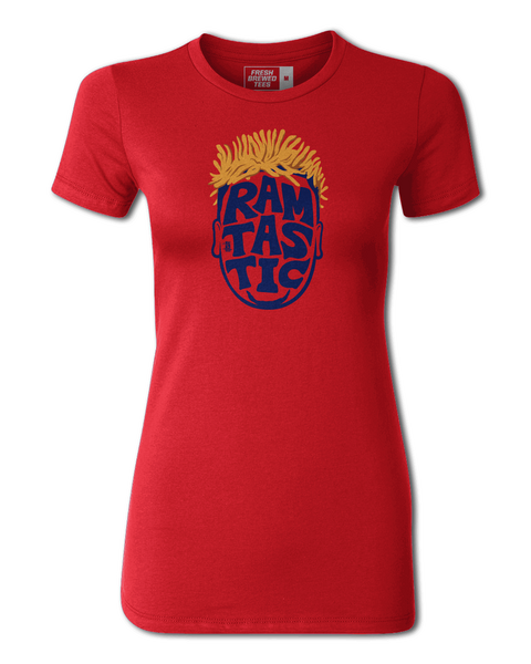 Jose Ramirez Ramtastic Ladies T-shirt