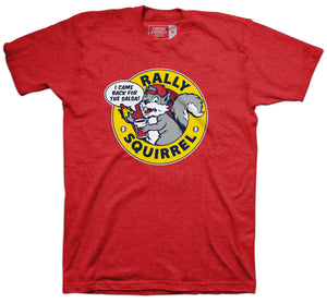 St. Louis Rally Squirrel T-shirt