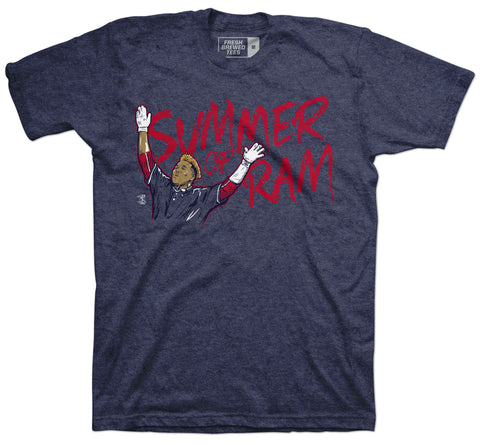 Jose Ramirez Summer of Ram T-shirt