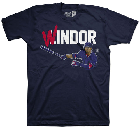 Francisco Lindor WINdor T-shirt