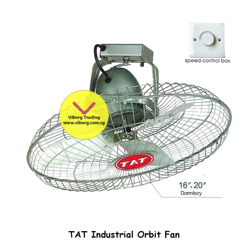 TAT Industrial Orbit Fan
