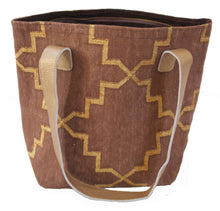 Load image into Gallery viewer, Cedarwood | Gold Medium Tote