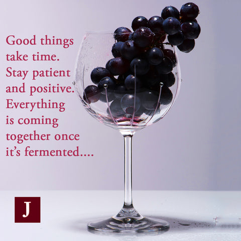 wine-quote-JuliannaGlasses-good-things-take-time-stay-patient-and-positive-everything-is-coming-together-once-it's-fermented
