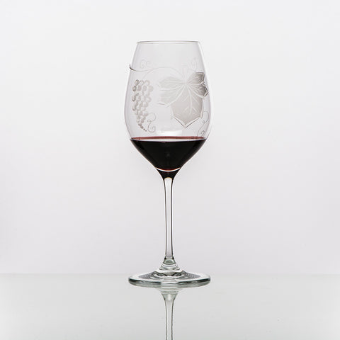 The Harvest Red Wine Glass
