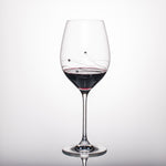 Tristar Red Wine Glasses - Set of 2 in a gift box