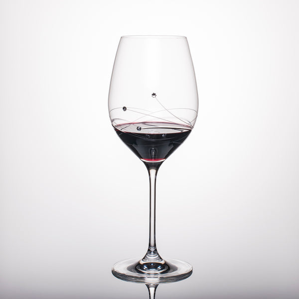Tristar Bordeaux Red Wine Glasses - Set of 2 in gift box