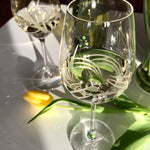 Breeze White Wine Glasses - Set of 2 in gift box