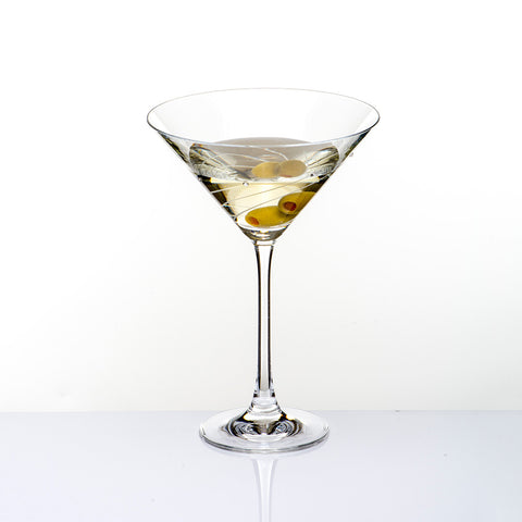 The Marilyn Martini Glass