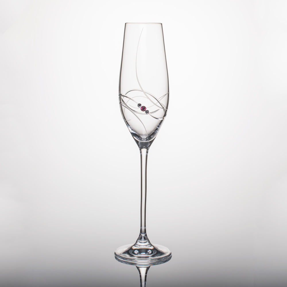 champagne-wine-glass-pink-ribbon-julianna-glass