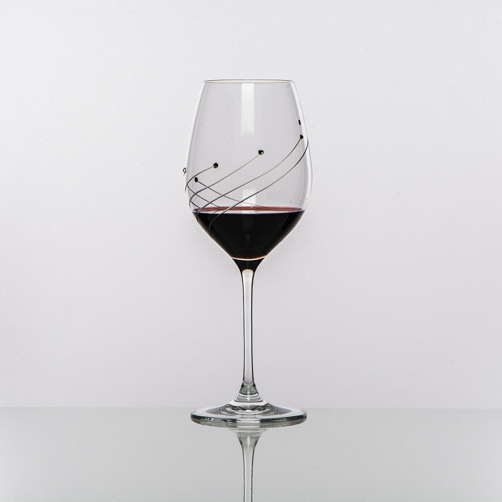 Marilyn Red Wine Glass