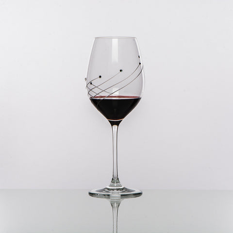 The Marilyn Red Wine Glass