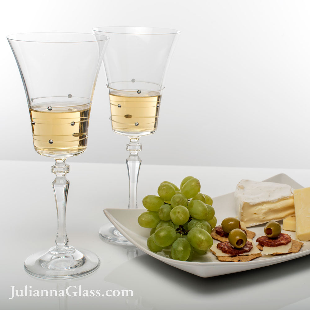 Royal Alex White Wine Glass