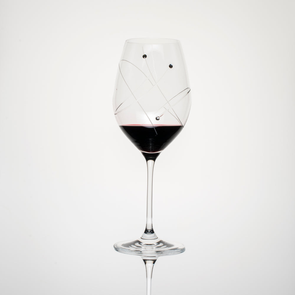 Swirl-red-wine-glasses-handcrafted-with-Swarovski-crystals