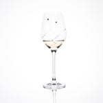 Swirl-white-wine-glasses-handcrafted-with-Swarovski-crystals