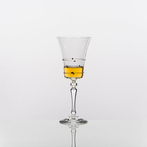The Royal Alex White Wine Glass