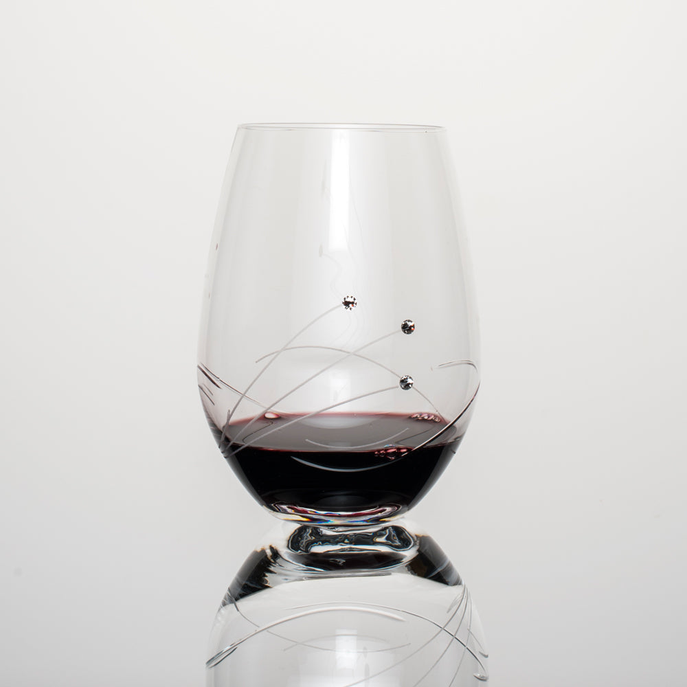 Wne-waves-red-wine-stemless-handcrafted-with-Swarovski-crystals