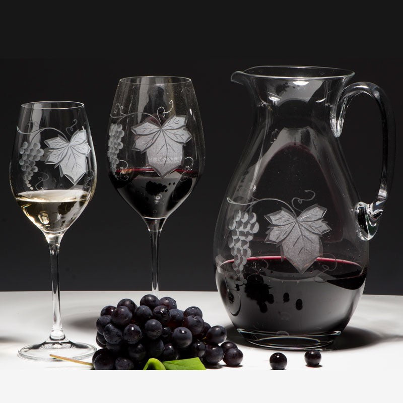 Harvest White Wine Glass