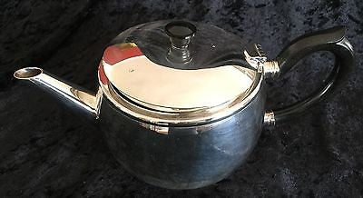 Antique Silver Teapot - Silver Plated Tea Pot – Made in England