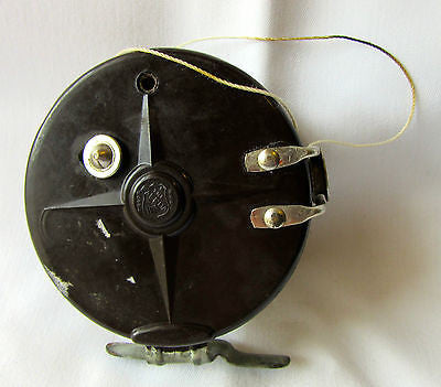 Vintage The Alpha Fishing Reel Trade Mark Made in Australia