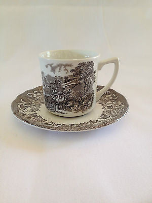 Stratford stage tea set