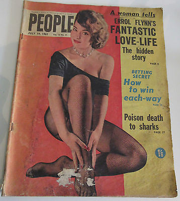 PEOPLE JULY 19, 1961 Vol. 12 No. 11