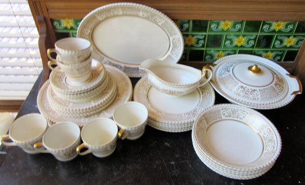 Johnson Bros Dinnerware Set, Made in England