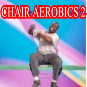 DVD - Chair Aerobics 2