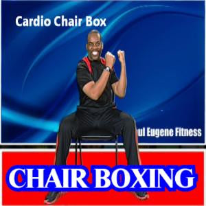DVD - Cardio Chair Box