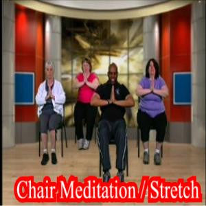 DVD - Chair Meditation and Stretch
